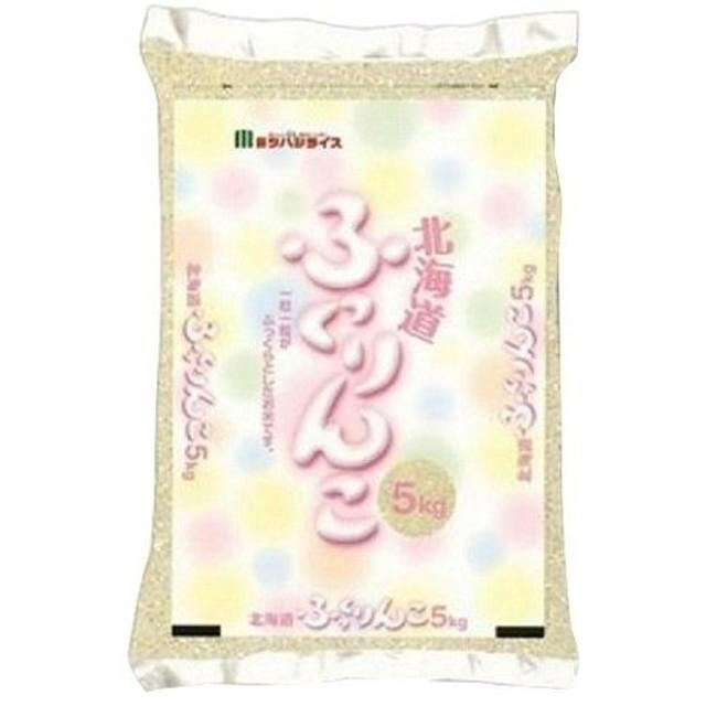 北海道産ふっくりんこ ( 5kg )