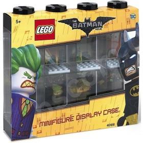 レゴ バットマン ミニフィギュアディスプレイケース(8個用)ブラック【クリアランス】