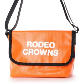 ロデオクラウンズ RODEO CROWNS TARPAULIN FLAP SHOULDER C06-1-00023 (オレンジ)