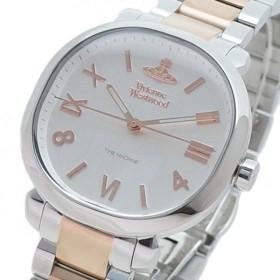 ヴィヴィアンウエストウッド VIVIENNE WESTWOOD 腕時計 レディース VV214RSSL クォーツ ホワイト シルバー