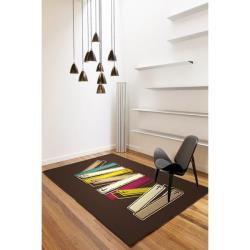 范登伯格  布雷特簡單鮮明色彩進口地毯-起伏 160x225cm