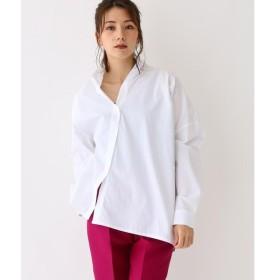 DRESSTERIOR / ドレステリア Toteme コットンバンドカラーシャツ