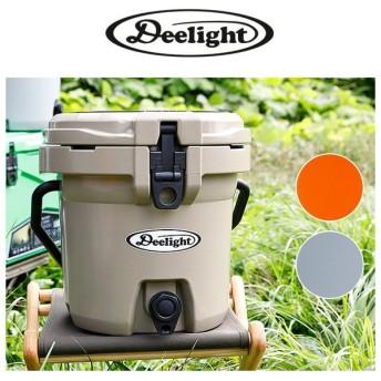 Deelight ディーライト Ice Bucket アイスバケツ 5ガロン 【ジャグ/クーラーボックス/水/アウトドア/キャンプ】