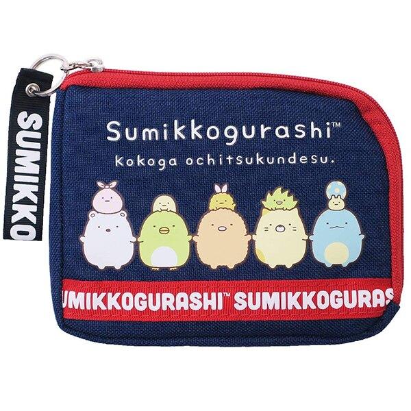【角落生物零錢包】角落生物 零錢包 面紙包 收納包 丹寧 日本正版 該該貝比日本精品