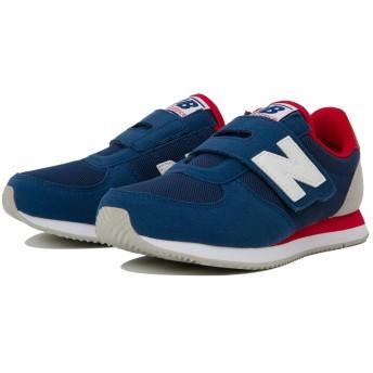 (NB公式) ≪ログイン購入で最大8%ポイント還元≫ PV220 NVR (NAVY/RED) ニューバランス newbalance