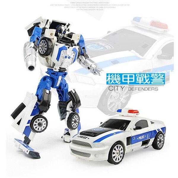 【METAL TRANSFORMERS】變形城市戰警-機甲戰警 KY80307-1