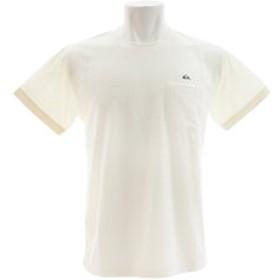 【Super Sports XEBIO & mall店:トップス】パイルTシャツ QST182039WHT