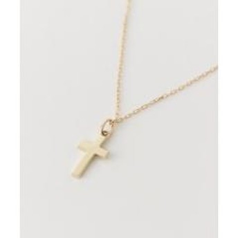 LES BON BON cross necklace【お取り寄せ商品】