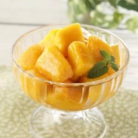 濃厚な味わい!タイ産冷凍マンゴー