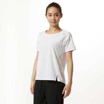 MIZUNO SHOP [ミズノ公式オンラインショップ] ドライエアロフローTシャツ[レディース] 01 ホワイト 32MA9316