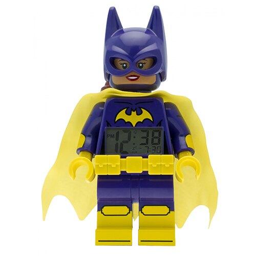 【 樂高LEGO 】鬧鐘 蝙蝠俠 -蝙蝠女孩