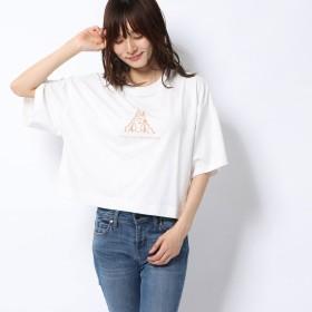 レトロガール RETRO GIRL パンケーキgirl Tee (ホワイト)