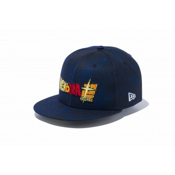 NEW ERA ニューエラ キッズ 59FIFTY ドラゴンボール超 ロゴ ギャラクシープリント ベースボールキャップ キャップ 帽子 男の子 女の子 6 1/2 (52cm) 12110725 NEWERA