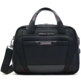 (GALLERIA/ギャレリア)【日本正規品】サムソナイト Samsonite Pro-DLX5 Laptop Bailhandle 14.1 ビジネスバッグ CG7-004/メンズ ブラック