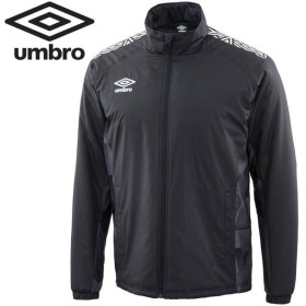 アンブロ サッカー TR インシュレーションジャケット メンズ UUUOJF40-BLK