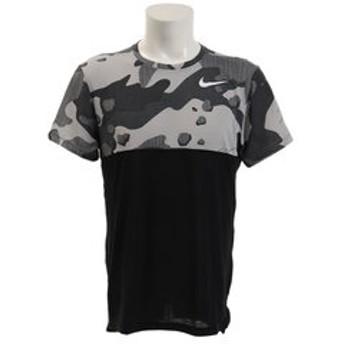 【Super Sports XEBIO & mall店:トップス】ドライフィット HPRDF カモフラージュ 半袖Tシャツ BV2868-010FA19