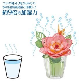 潤いペーパーモイスチャー 電気を使わないペーパーエコ加湿 加湿器グッズ 雑貨TioTio(R) 潤いペーパーモイスチャー