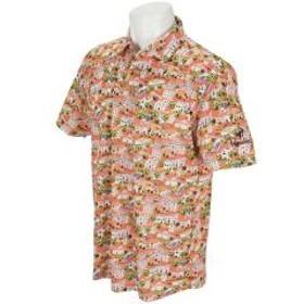 ブリヂストン PARADISO半袖ポロシャツ