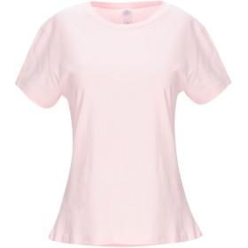 《期間限定セール開催中!》ALTERNATIVE レディース T シャツ ピンク S コットン 100%