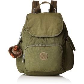 [キプリング] Amazon公式 正規品 CITY PACK MINI バックパック KI2670 Jaded Green Combo One Size