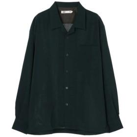 [マルイ]【セール】・ポリトロオープンカラーシャツ/セブンデイズサンデイ(メンズ)(SEVENDAYS SUNDAY)