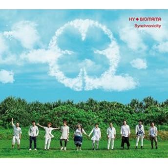 【中古】Synchronicity (初回限定盤) / HY+BIGMAMA (管理:534801)