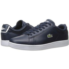 Lacoste(ラコステ) メンズ 男性用 シューズ 靴 スニーカー 運動靴 Carnaby EVO BL 1 - Navy 9.5 M [並行輸入品]