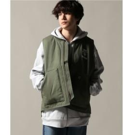 [マルイ]【セール】メンズブルゾン(THUMPERS NYC for JS/サンパーズ:Flower Shop Work Vest)/ジャーナルスタンダード(メンズ)(JOURNAL STANDARD MEN'S)