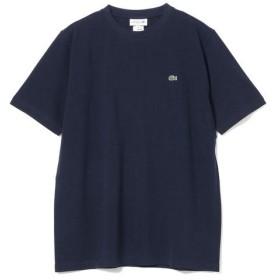 [マルイ] LACOSTE / 鹿の子クルーネックTシャツ/ビームス(BEAMS)