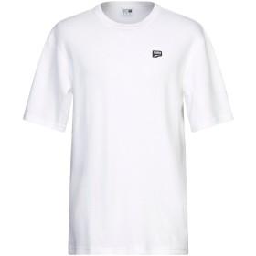 《9/20まで! 限定セール開催中》PUMA メンズ T シャツ ホワイト S コットン 100%