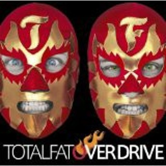【中古】OVER DRIVE / TOTALFAT 【管理:525764 】