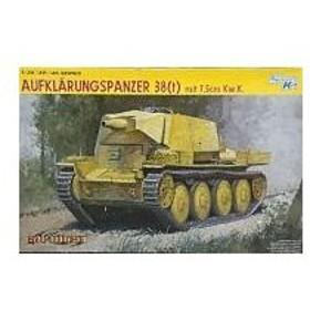 中古プラモデル 1/35 38(t) 偵察戦車 短砲身7.5cm砲搭載型(スマートキット) 「'39-'45 SERIES」 [6310]