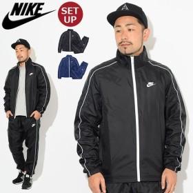 ナイキ セットアップ NIKE メンズ CE ベーシック ウーブン トラックスーツ ジャケット アンド パンツ(CE Basic Woven Track Suit BV3031)