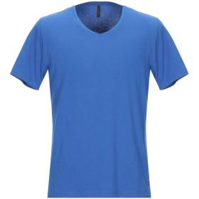 《セール開催中》SSEINSE メンズ T シャツ ブライトブルー S コットン 92% / ポリウレタン 8%