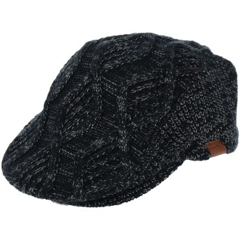 《9/20まで! 限定セール開催中》KANGOL メンズ 帽子 ブラック S/M アクリル 85% / ウール 15% / ナイロン