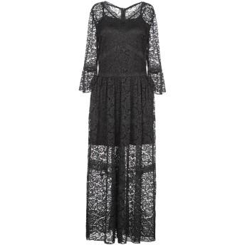 《セール開催中》SH by SILVIAN HEACH レディース ロングワンピース&ドレス ブラック XS ポリエステル 100%