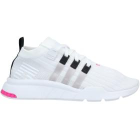 《セール開催中》ADIDAS ORIGINALS メンズ スニーカー&テニスシューズ(ローカット) ホワイト 6.5 紡績繊維 / 革