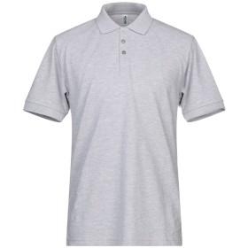 《セール開催中》MOSCHINO メンズ ポロシャツ グレー XS コットン 100%