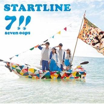 【中古】START LINE(初回生産限定盤)(DVD付) / 7!!【管理:530327】
