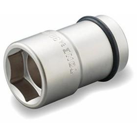 トネ(TONE) ホイルナットコンビソケット 8A-3820 差込角25.4mm 二面幅38×20mm