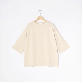 [マルイ] 【handvaerk】ボトルネック ハーフスリーブTシャツ WOMEN/ビショップ(レディース)(Bshop)