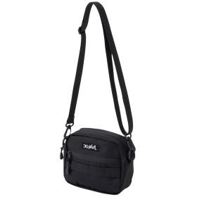 【エックスガール/X-girl】 BOX LOGO SHOULDER BAG