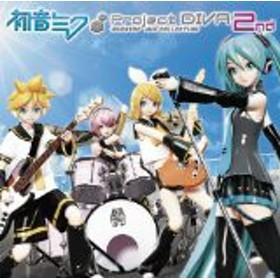 【中古】(CD)初音ミク -Project DIVA- 2nd NONSTOP MIX COLLECTION [CD+DVD] ゲーム・