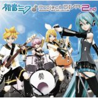 (中古)(CD)初音ミク -Project DIVA- 2nd NONSTOP MIX COLLECTION [CD+DVD] ゲーム・(管理番号:516017)