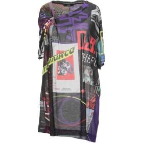 《期間限定セール開催中!》DIESEL レディース T シャツ ブラック XS テンセル 100%