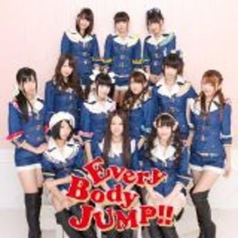 【中古】EveryBody JUMP!!(ジャケットC) [CD] SUPER☆GiRLS [管理:522259]