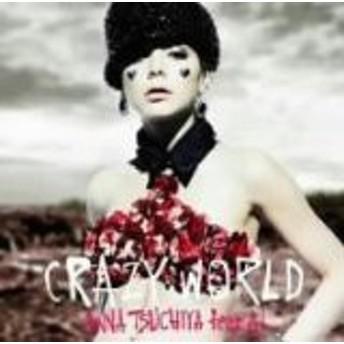 【中古】Crazy World(DVD付) / 土屋アンナ feat. AI 【管理:508235】