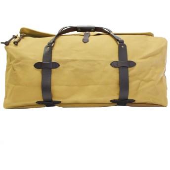 FILSON/フィルソン DUFFLE BAG LARGE/ラージダッフルバッグ 70223/A3 ショルダーバッグ/ボストンバッグ/カバン/鞄 メンズ/2WAY カラー:タン [並行輸入品]