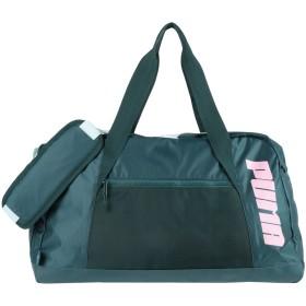 《期間限定セール開催中!》PUMA レディース 旅行バッグ ダークグリーン ナイロン 75% / ポリエステル 25%