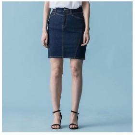 【50%OFF】 リーバイス シェイピングスカート SKIRTING AROUND レディース DARKINDIGO-WORNIN ウエスト27股下- 【Levi's】 【セール開催中】